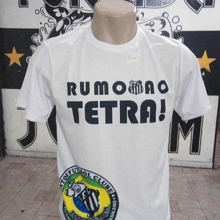 Camisa Rumo ao Tetra